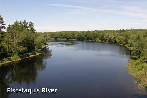 Piscataquis River