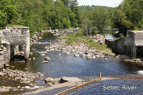 Sebec River